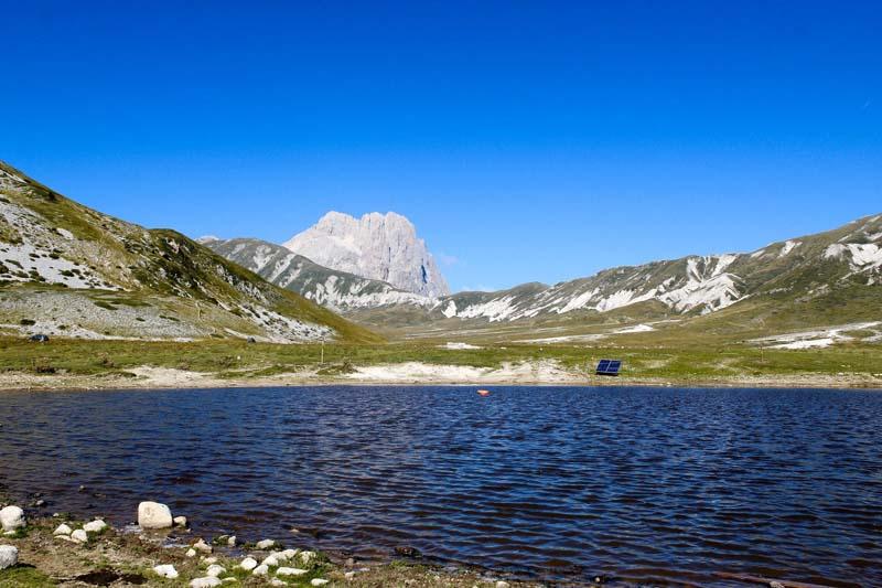lago di pietranzoni campo imperatore