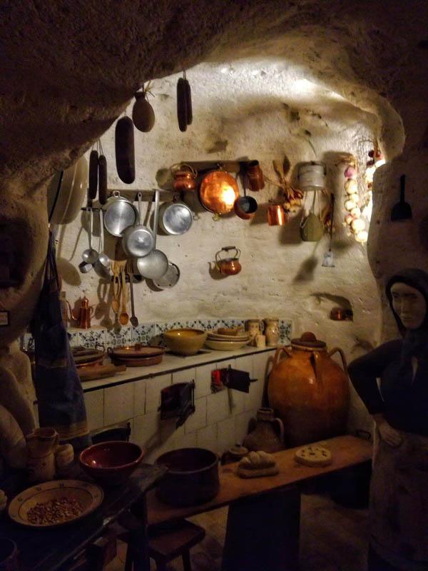 visita casa grotta matera