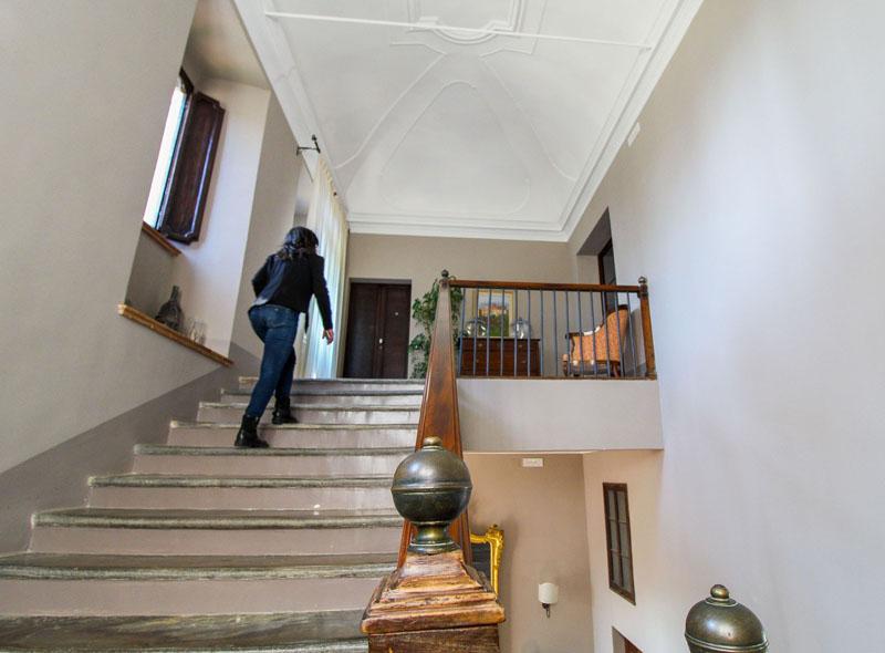 interni villa teloni