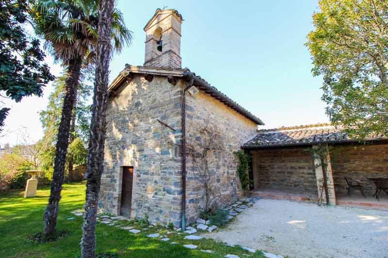 cappella sconsacrata villa teloni