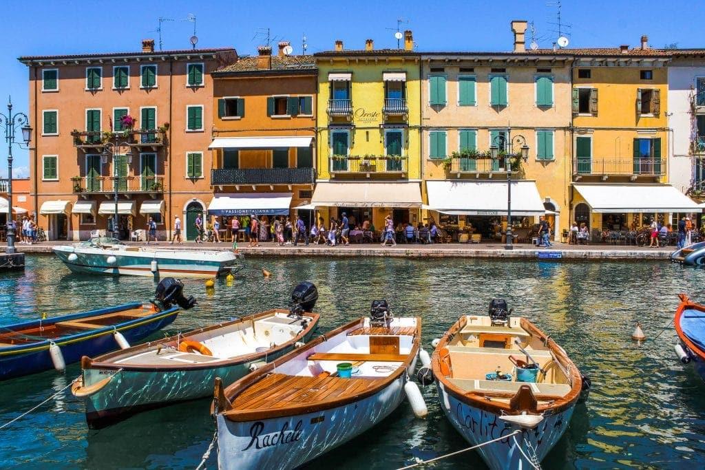 Slow Tourism: in Bici fra i borghi di Garda, Bardolino e Lazise 3