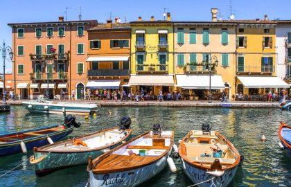 Lago di Garda in bicicletta