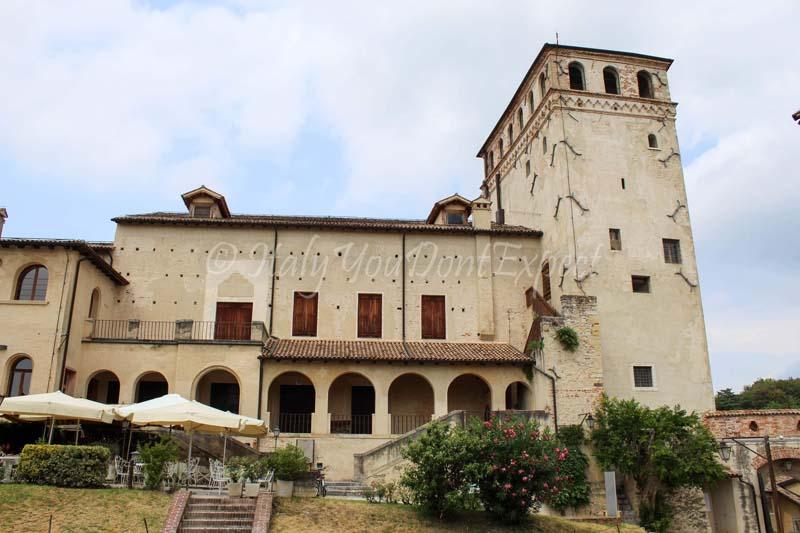 Castello della Regina asolo