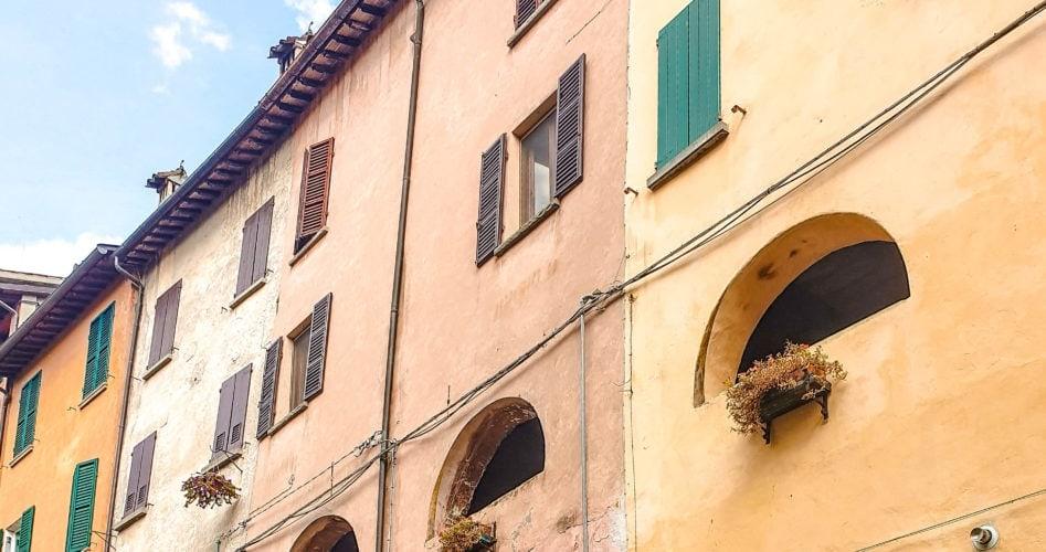 Brisighella cosa visitare- Piazza Guglielmo Marconi.-