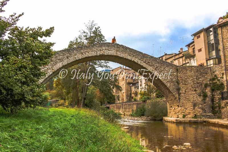 ponte della maesta portico