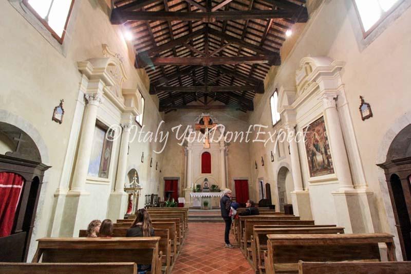 abbazia di san benedetto in alpe portico e san benedetto