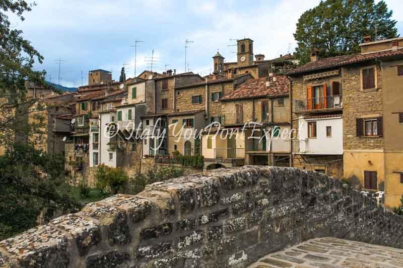 ponte della maesta portico borgo in romagna