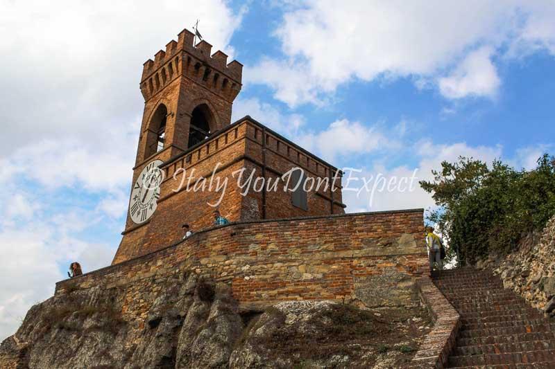 torre dell orologio brisighella