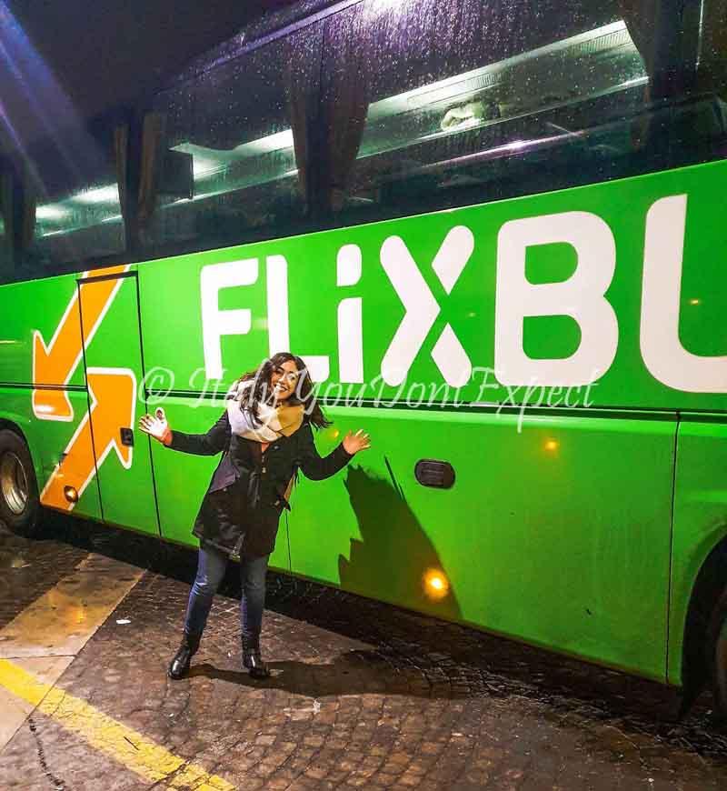 arrivare a trento con flixbus