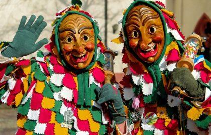 Carnevale ecosostenibile in Italia