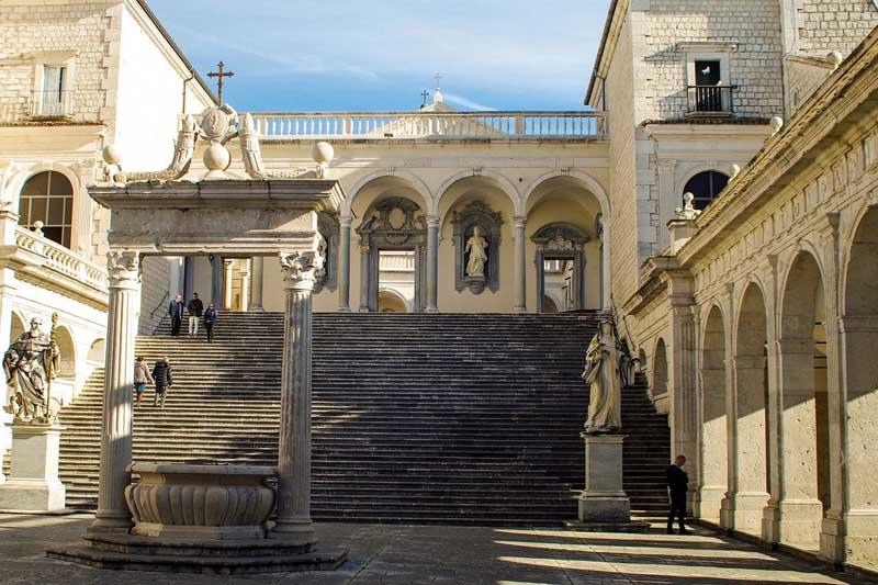 abbazia di montecassino frosinone
