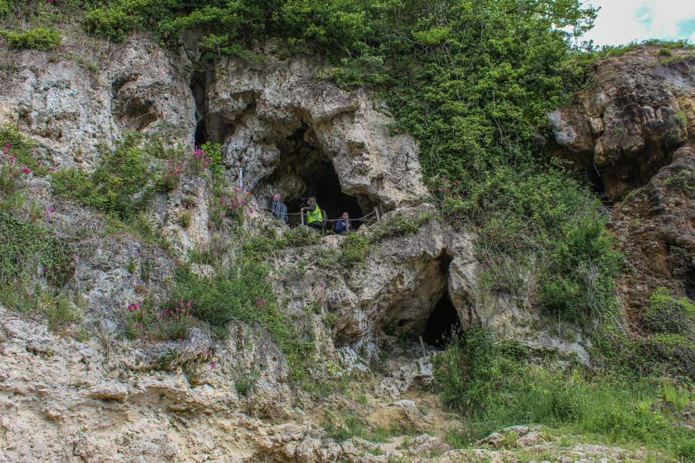 grotte di labante bologna