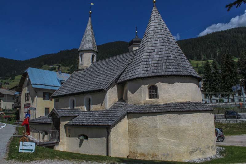 Chiesa dell Ausserkirchl