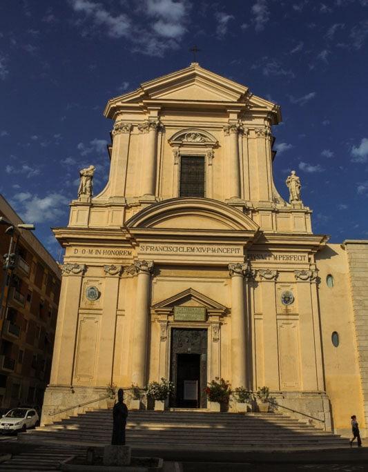 Cattedrale di San Francesco D'Assisi