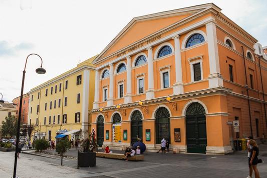 visitare Civitavecchia