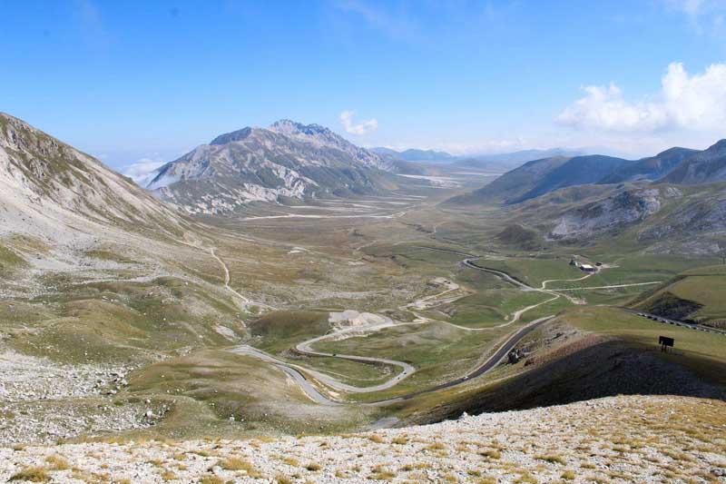 sentieri piccolo tibet abruzzo