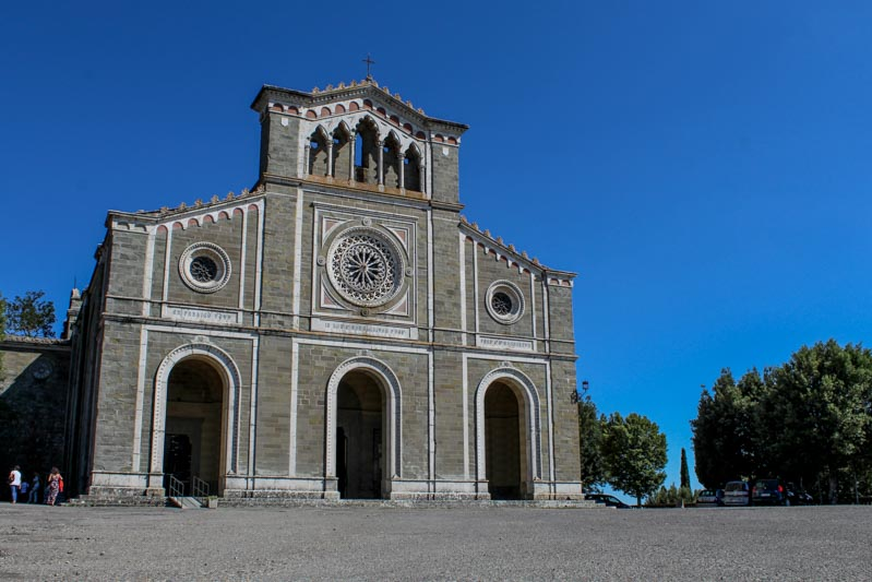 facciata basilica di santa margherita