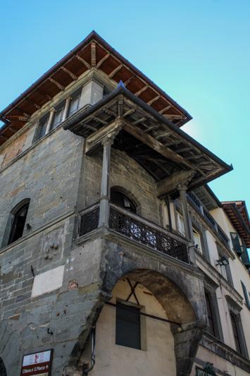 centro storico cortona piazza della repubblica