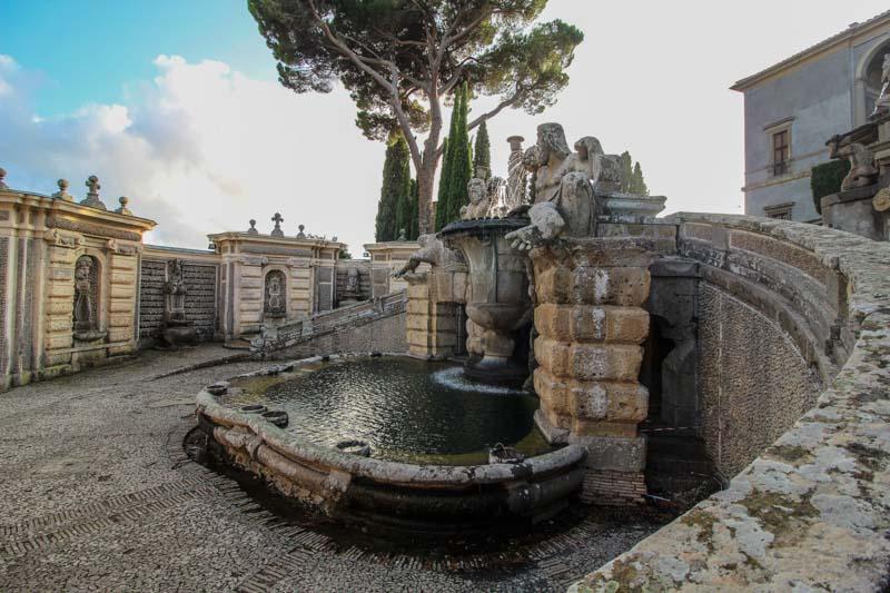 Palazzo Farnese Caprarola: il gioiello tardorinascimentale della Tuscia 2