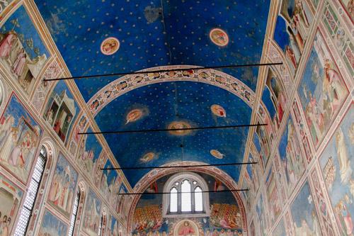 cappella dei scrovegni padova