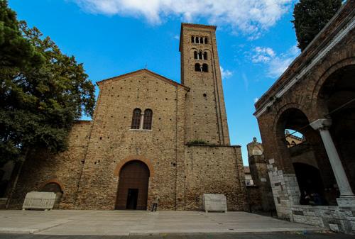 facciata basilica di san francesco