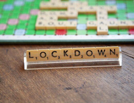 cosa fare durante il lockdown copertina