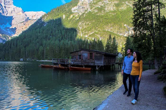 Lago di Braies Val Pusteria