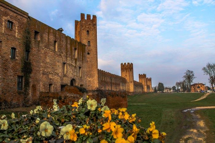 Cinta muraria del borgo di Montagnana