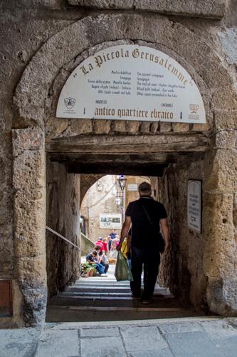 Ghetto Ebraico di Pitigliano