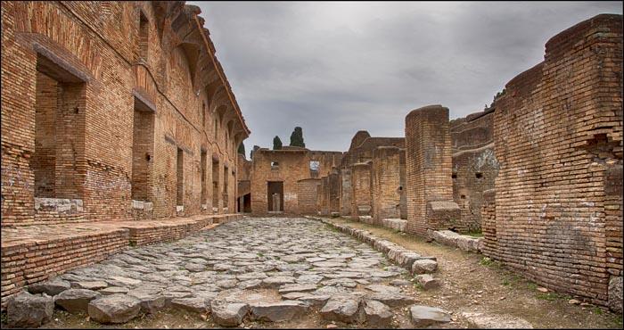 rovine archeologiche di Ostia Antica