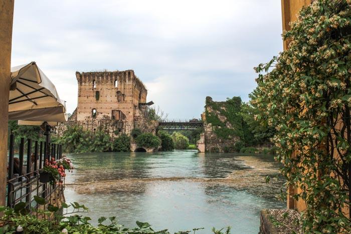 Ponte Lungo Borghetto sul Mincio