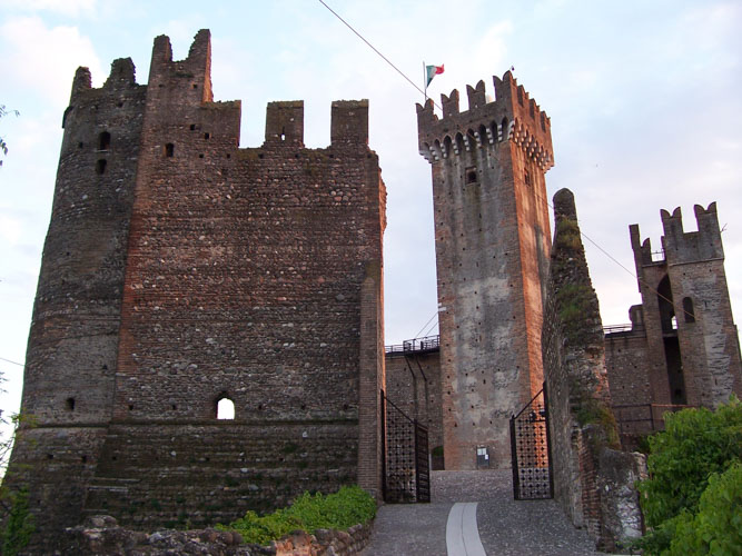Castello Scaligero borghetto sul mincio