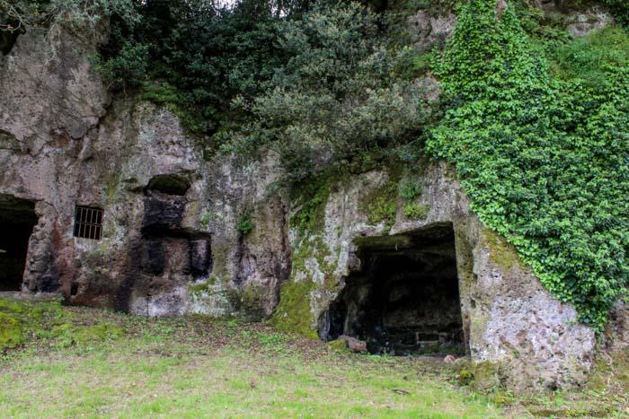 parco archeologico di sutri