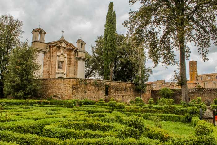 Chiesa di Santa Maria del Monte a Villa Savorelli