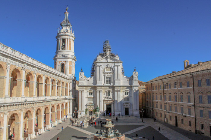 basilica della Santa Casa loreto
