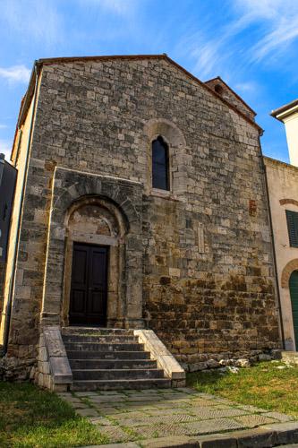 Chiesa di San Martino magliano in toscana