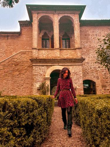 casa di Petrarca nel borgo di arqua petrarca