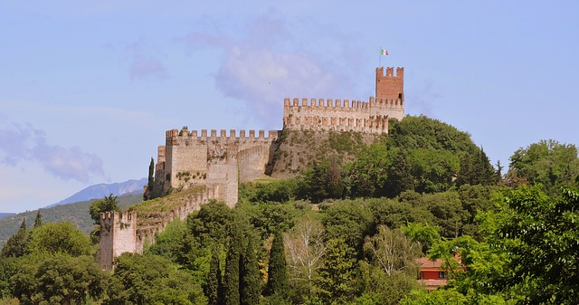 castello di soave