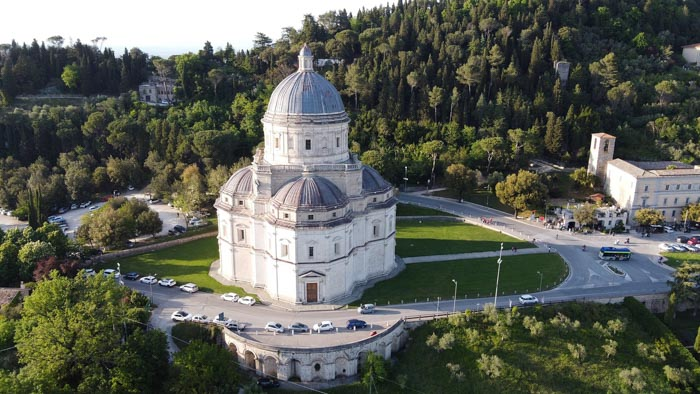 Santa Maria della Consolazione todi