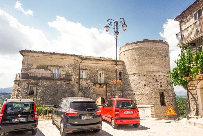 Castello Carafa a ferrazzano