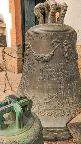 campana della fonderia pontificia marinelli