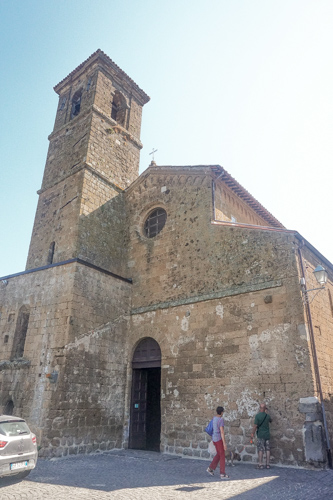 chiesa di san giovenale di orvieto